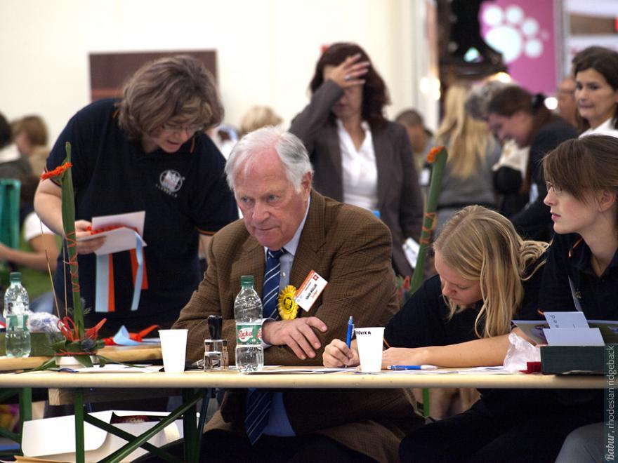 Judge Hans Muller